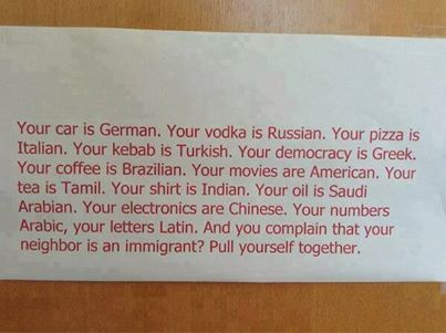 Your car is German.................
