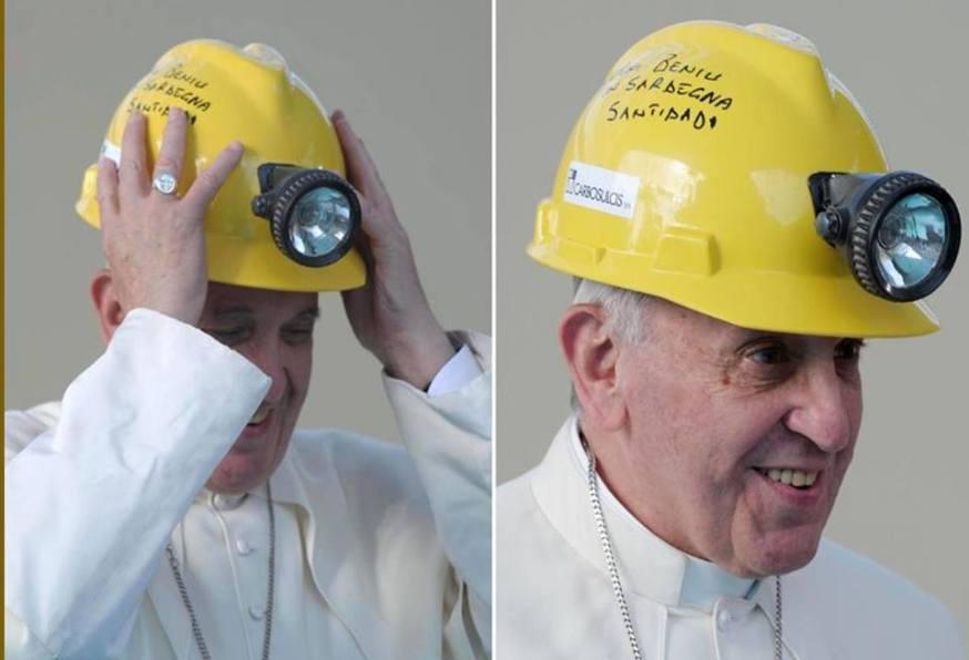 Papa Francisco!