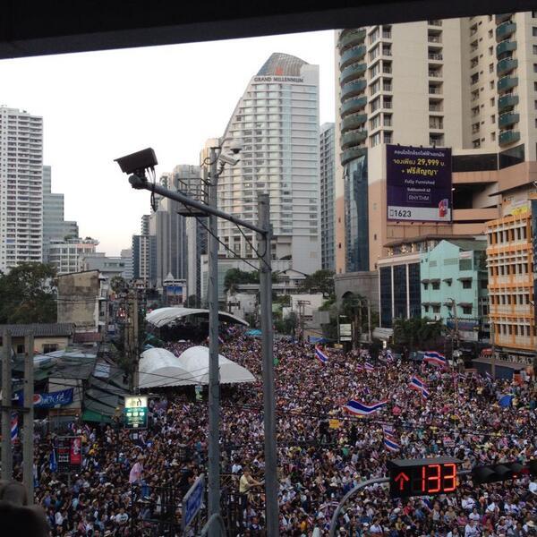 Now in Bangkok