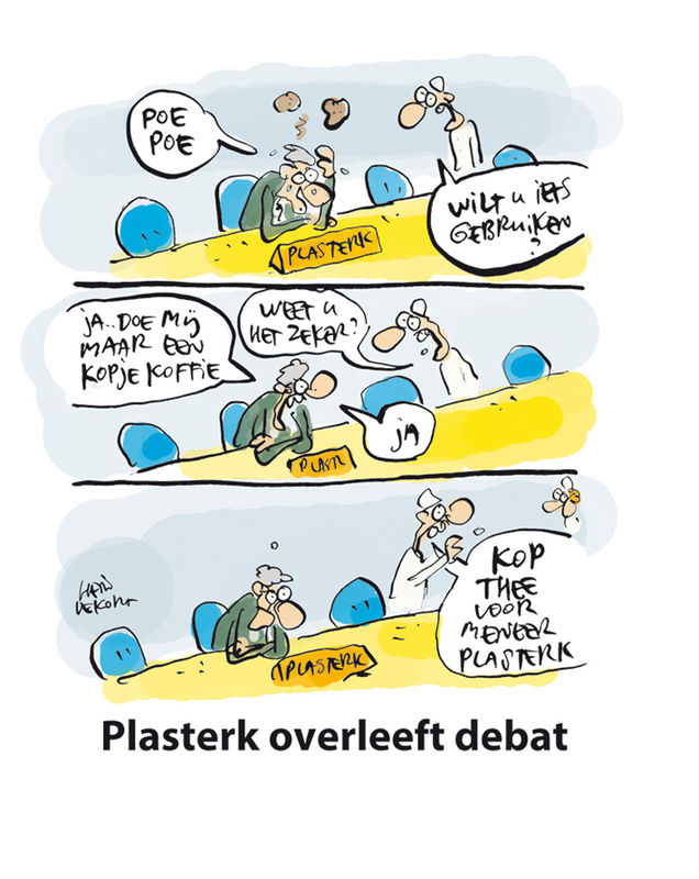 Cartoon (Plasterk)