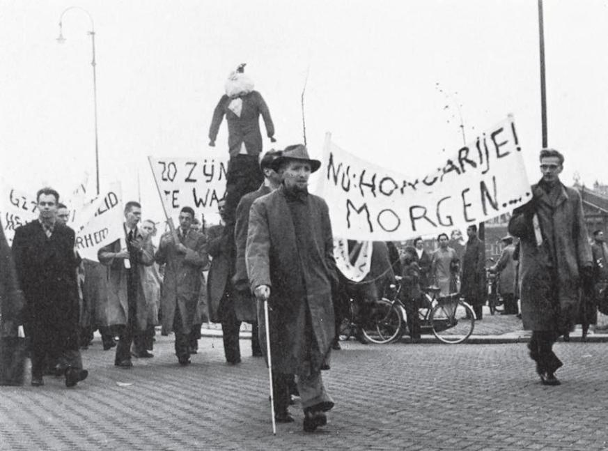 De Hongaarse Opstand was een massale volksopstand die duurde van 23 oktober tot 10 november 1956.