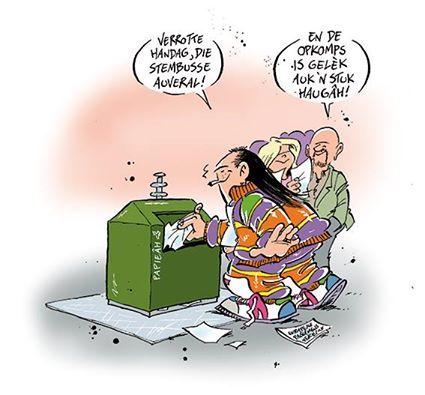 Haagse Harry en EU verkiezingen