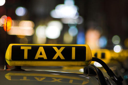 Free taxi ! (in Nederland )